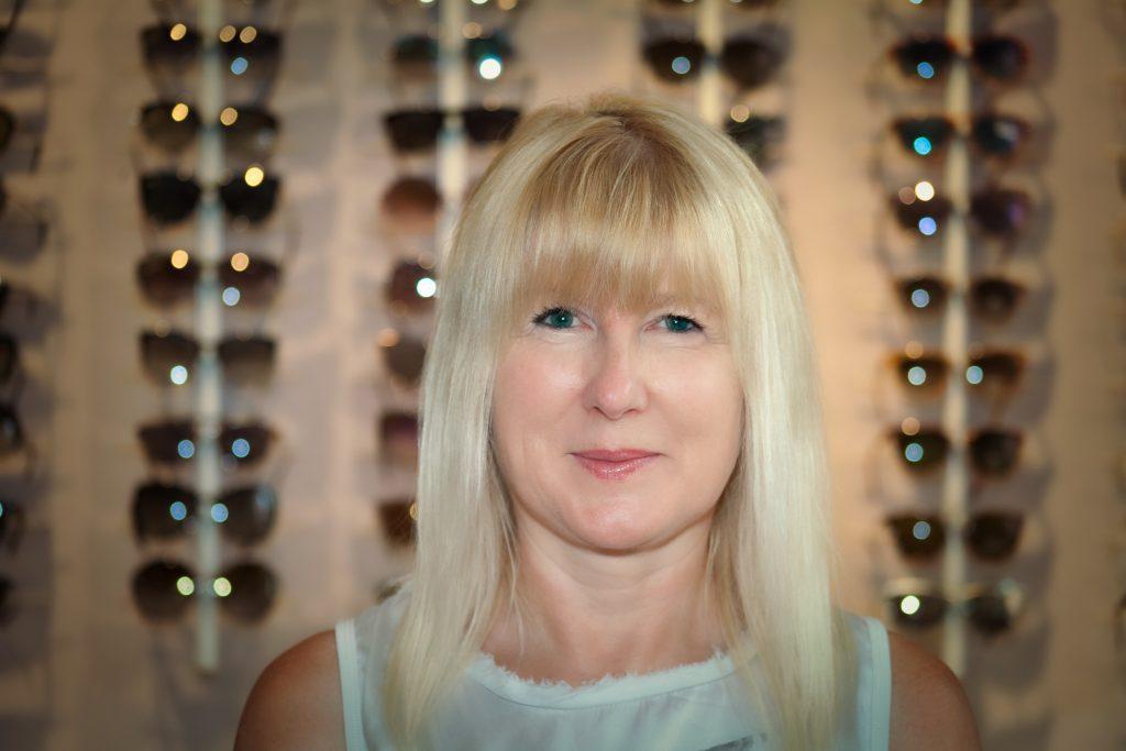 Claudia Wagner | Augenoptikerin