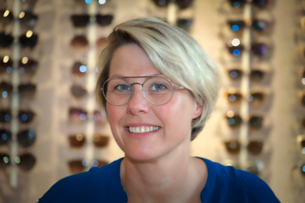 Claudia Schicker | M.Sc. of Optometrie