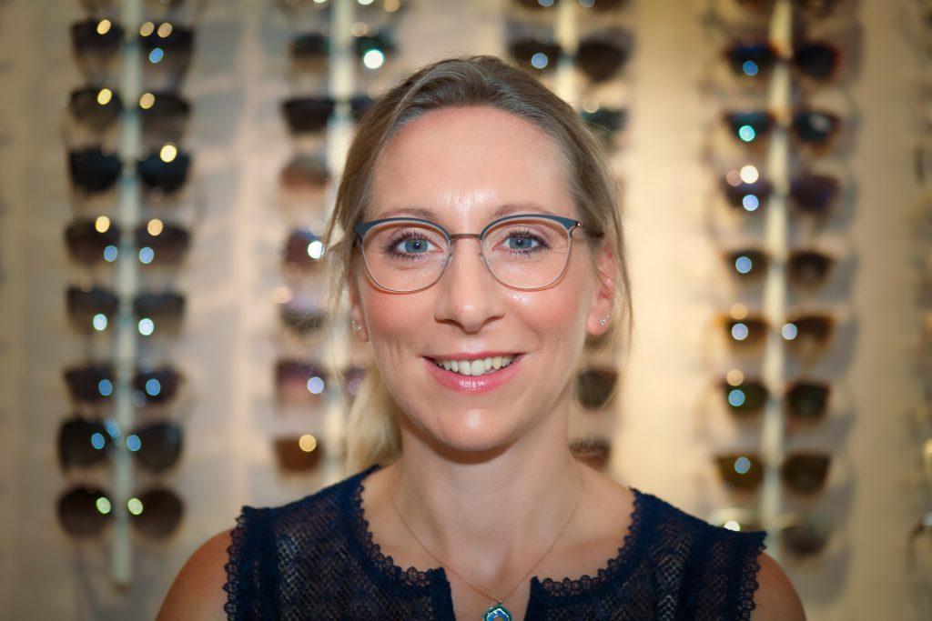 Stefanie Gruber | Augenoptikmeisterin