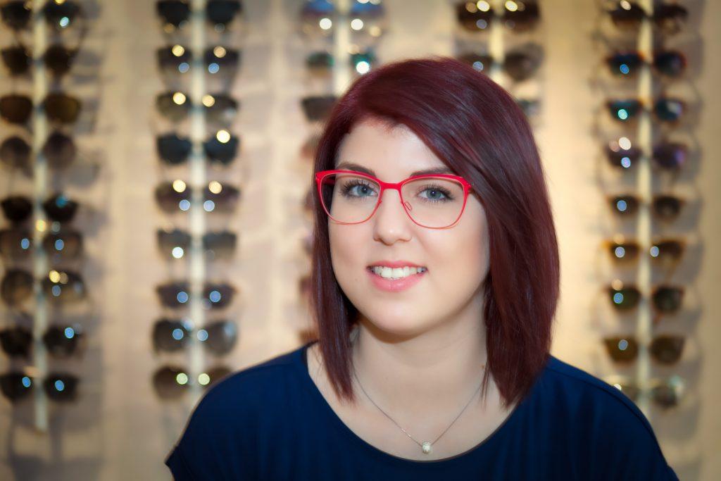 Stefanie Blüml | Augenoptikerin