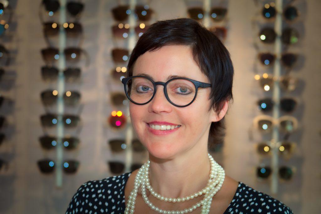 Alexandra Striegl | Augenoptikerin