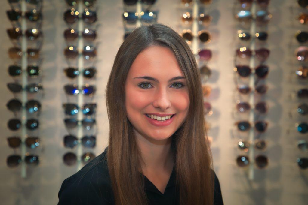 Tamara Häringer | Duale Studentin Augenoptik